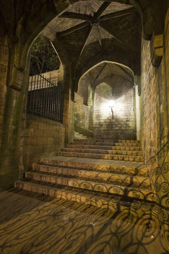 Bradford cathedral, Yorkshire