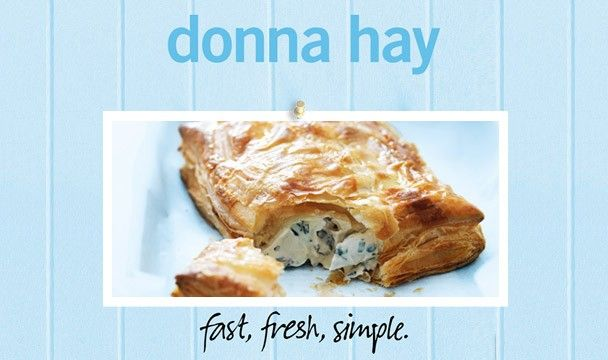 Chicken Pies : Donna Hay Fast Fresh Simple : The Home Channel