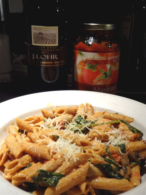 Noodles And Company: Penne Rosa recipe