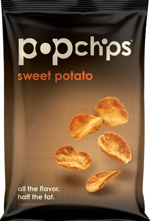 potato popped chips - popchips