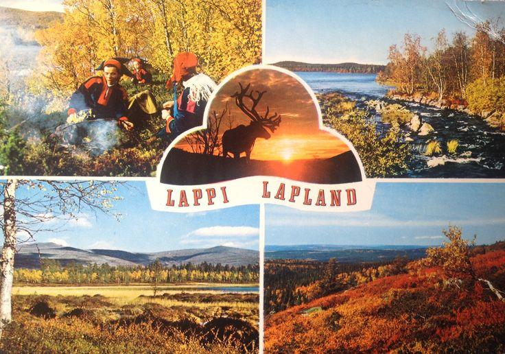 Lappi Lapland Suomi Finland