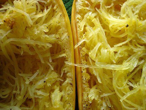 spaghetti squash by jacqui | happy jack eats, via Flickr