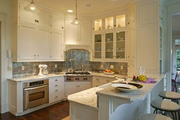 Whitehall Creek Home - traditional - kitchen - baltimore - Lynbrook of Annapolis, Inc.