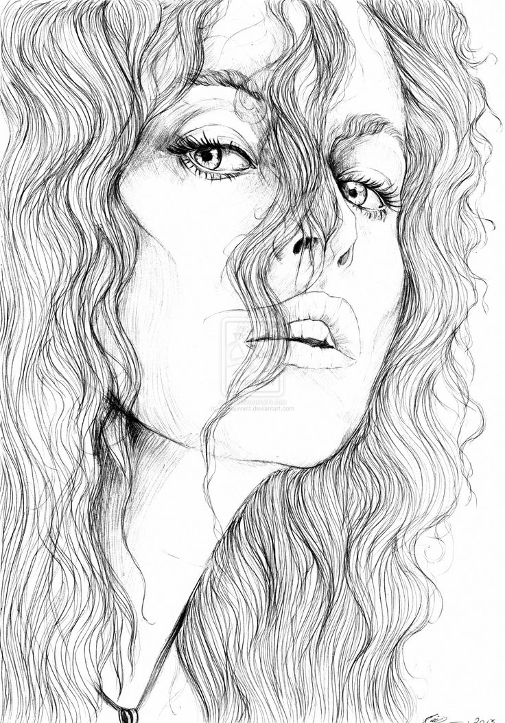 Bellatrix Lestrange by jessburnett