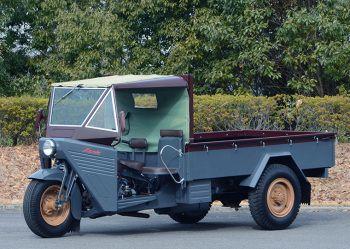 Mazda Three-Wheel Truck '1953