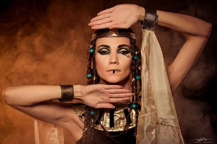 #makeart #makeupbyme #cleopatra #inspire