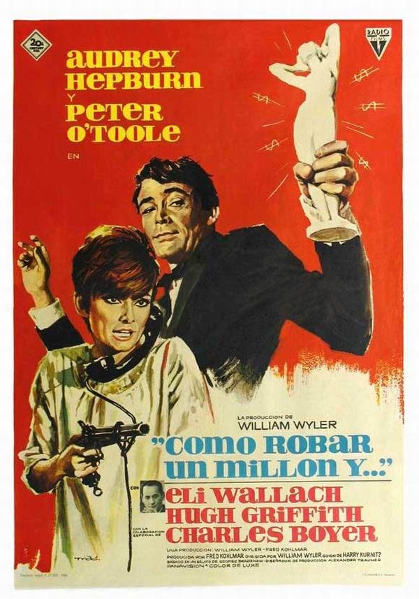 100 Years Of Movie Posters July 2013 Carteles De Peliculas Titulos Originales Robar
