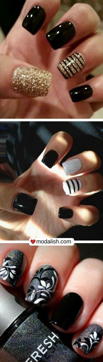95 Beautiful and Stylish Nail Art Ideas