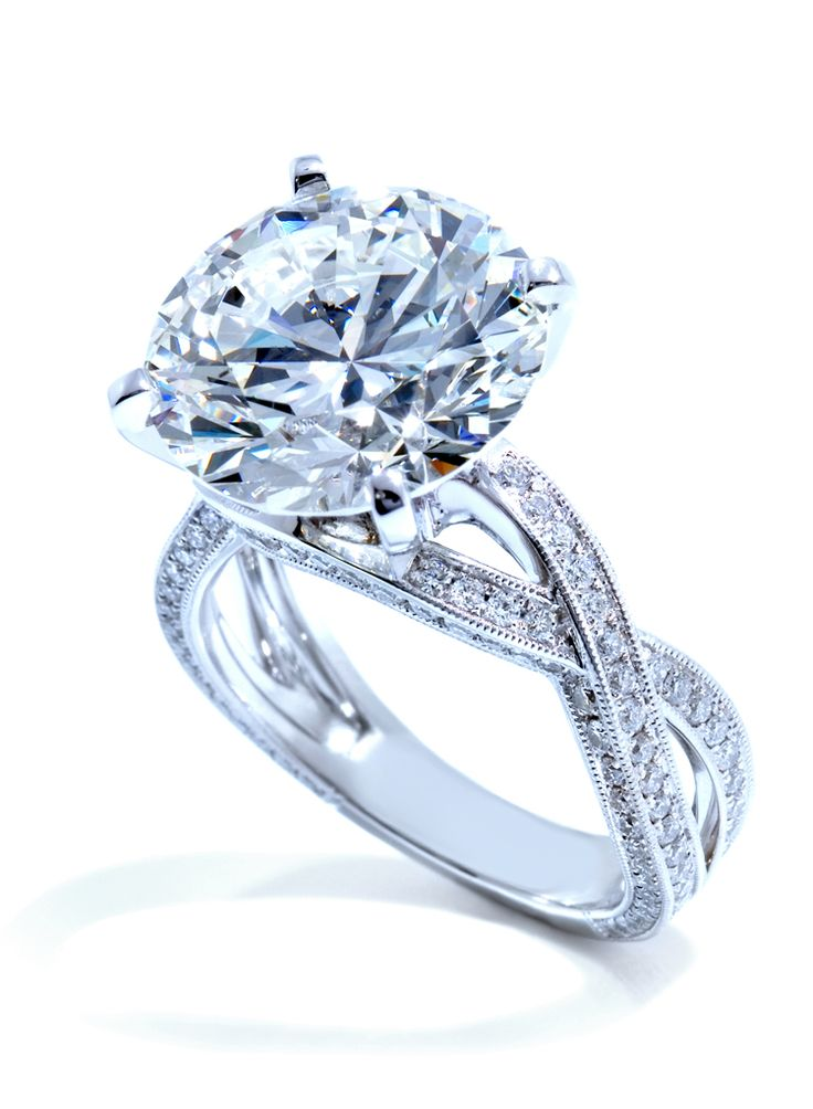 Perfect Ascot Diamonds offers extraordinary fine diamond engagement rings in Atlanta New York DC and Dallas