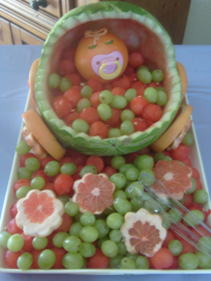 Watermelon Baby Carriage 2 By Red4316.deviantart.com
