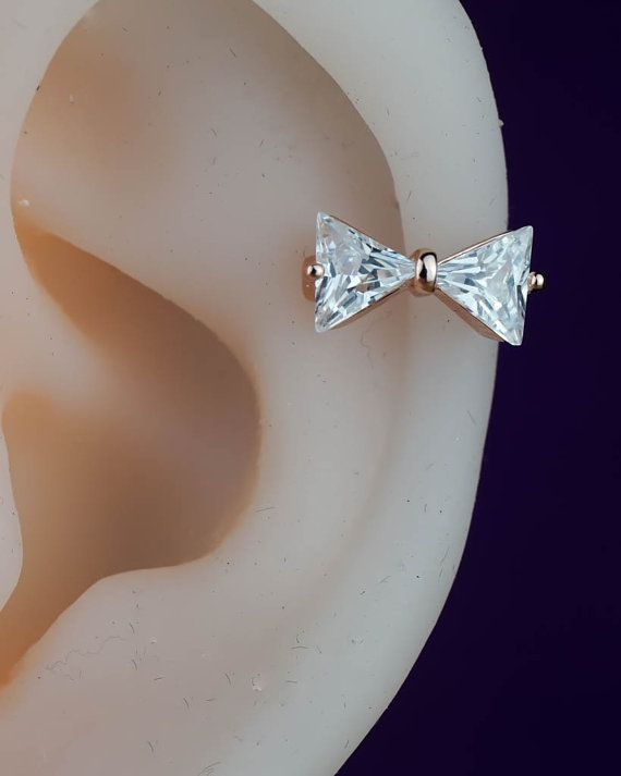 cartilage earring hoop - cartilage hoop - cartilage piercing - cartilage earring gold - hyl
