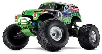 Traxxas Grave Digger Truck 2.4 RTR