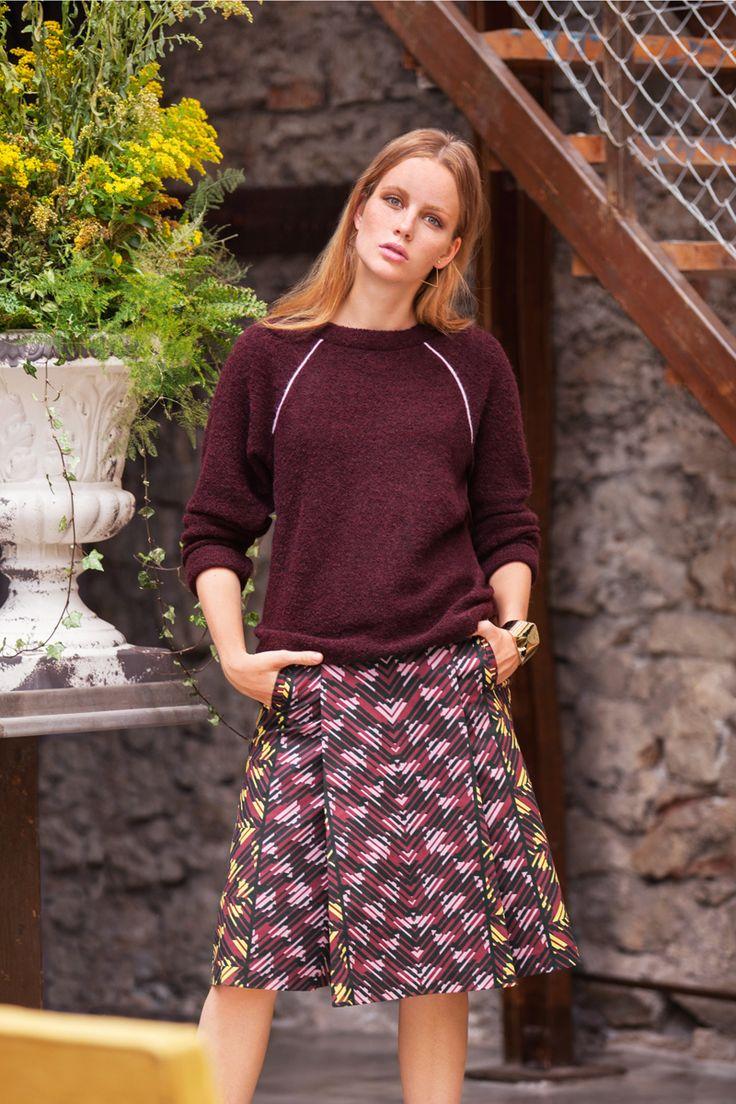 60 besten Burda / Hoody, Sweatshirts, Pullovers Bilder auf Pinterest ...