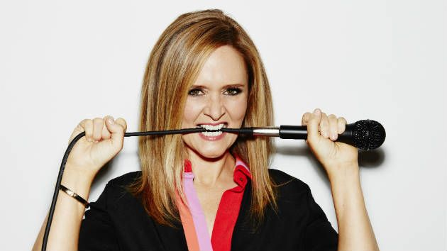 Samantha Bee Is Crashing Late-Night Comedy's Sausage Fest #Entertainment_ #iNewsPhoto