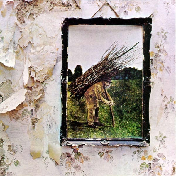 Led Zeppelin IV, Led Zeppelin (1971)  Got this last year for our vinyl collection. Love it