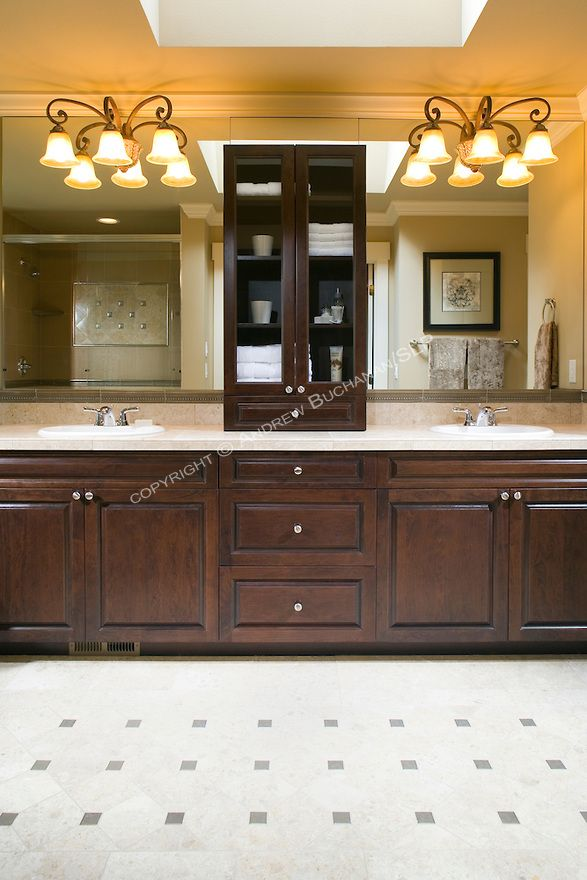 Image On Bathroom vanity solutions by Omega Cabinetry featuring five new bathroom suites tailored to suite everyones design need and style