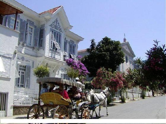 Prince's Island, Istanbul #prince #islands #turkey