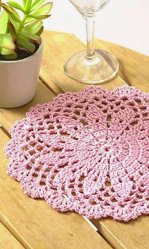 Tecendo Artes em Crochet: Mine Toalhinha linda!