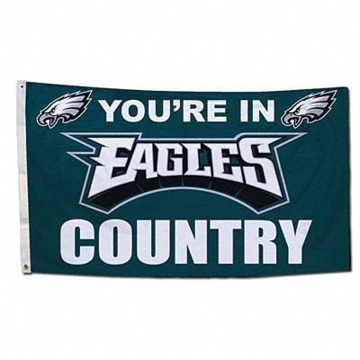 Philadelphia Eagles 3x5 Eagles Country Flag