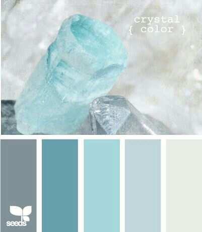 crystal color