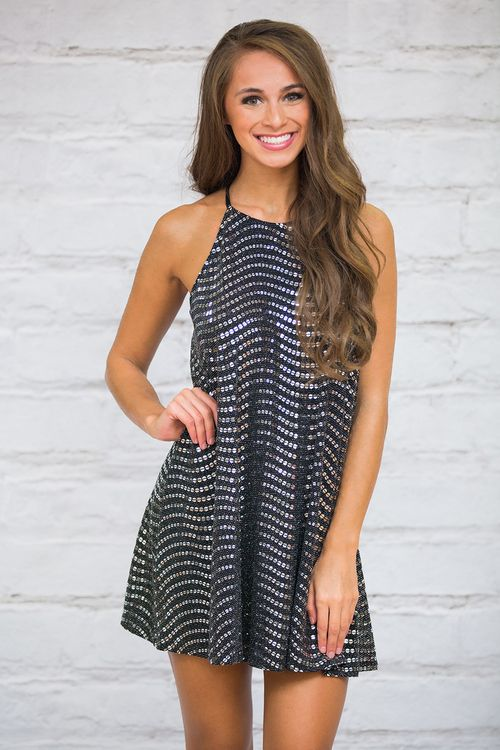 This dress is such a gorgeous little girls night essential!