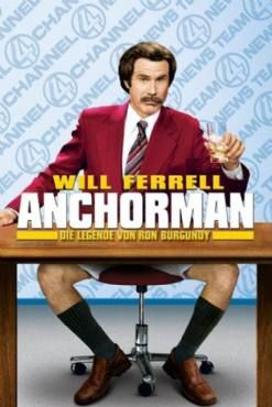 Anchorman: The Legend of Ron Burgundy(2004) Movies