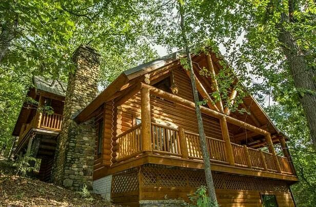 131 best images about log homes on pinterest lakes log for Cabin builders in arkansas