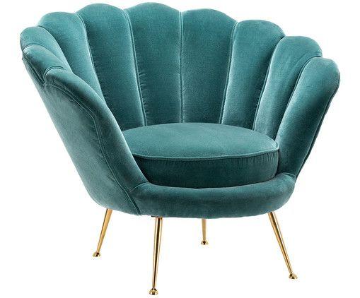 Samt Sessel Trapezium | Neue Wohnung | Pinterest | Anziehungskraft, Feminin  Und Wahlen