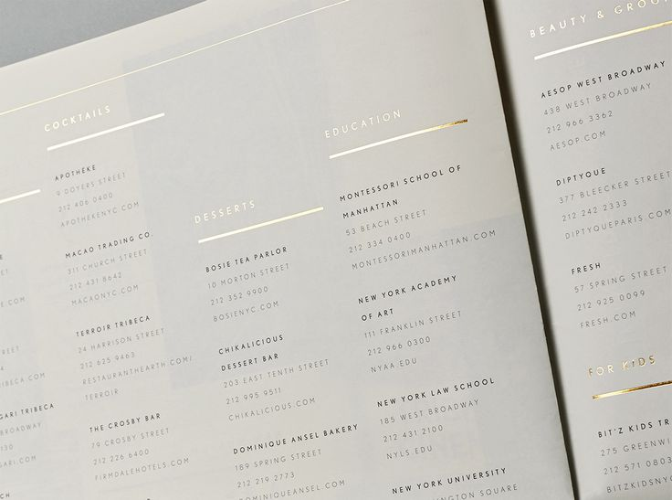 Identity and branding for a luxury residential building, 30 Park Place. Designed at Mother Design, New York.