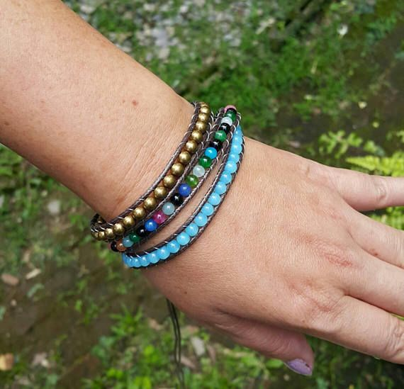 Hey, I found this really awesome Etsy listing at https://www.etsy.com/uk/listing/554501512/braided-3-wrap-boho-bracelet-body