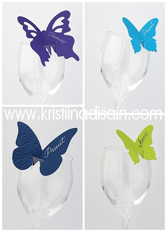 colors of butterflies