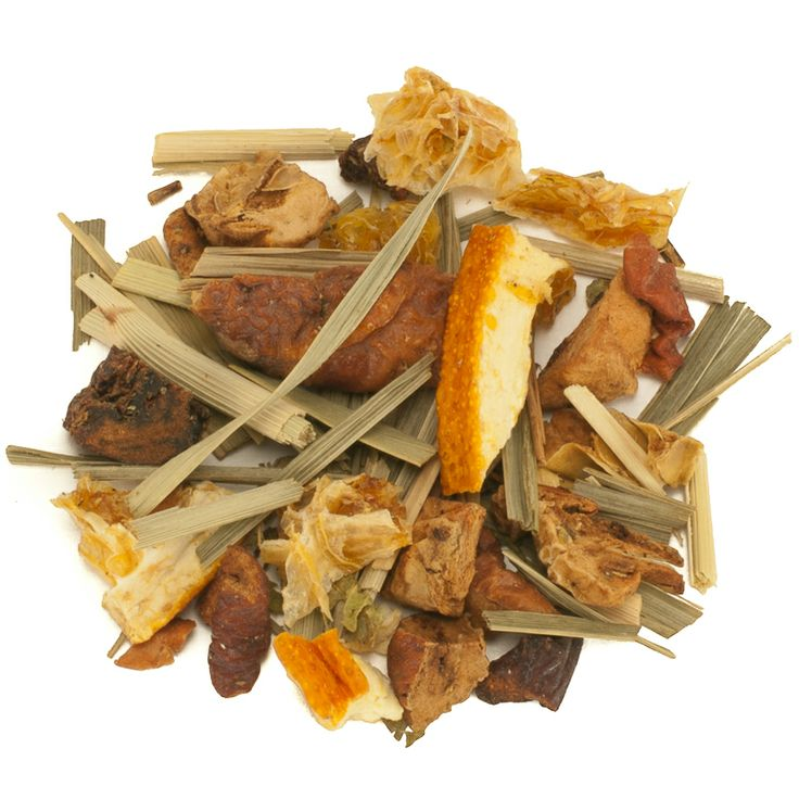 herbal tea - summer in the city - great for iced tea www.teastreet.nl