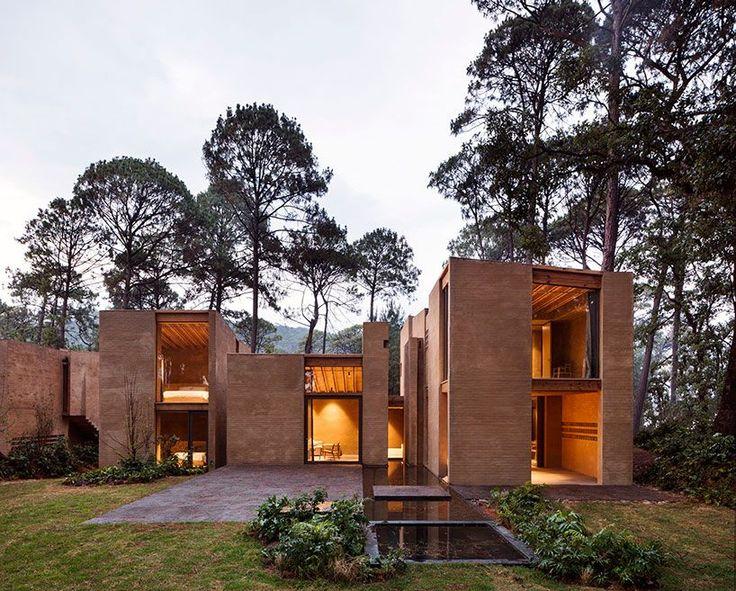 Lateinamerika Ist Eine Wunderbare Quelle Für Ideen Für Moderne Häuser. Die  Fabelhafte Architektur Von Hector