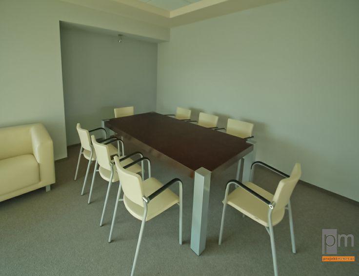 Stół konferencyjny Vero , http://www.projektmebel.pl/realizacje
