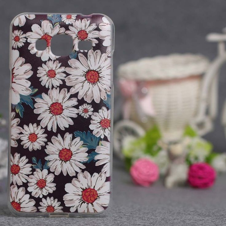 Case For Samsung Galaxy J3 2016 J320 J320F J320P Painting Pattern Soft TPU Back Cover For Samsung J3 2016 J3109 Phone Cases