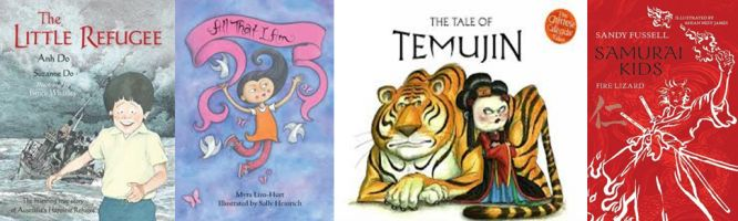 Asian-Australian Children's Literature and Publishing