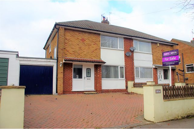 Harrogate Property News - 3 bed semi-detached house for sale Woodfield Road, Harrogate HG1