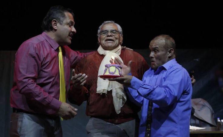 Cumplían su condena en el Penal de Santa Martha Acatitla cuando lo conocieron; llevan nueve años en la Compañía de Teatro Penitenciario
