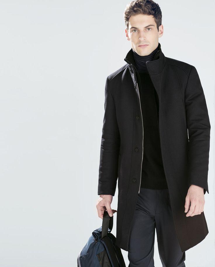 9 best Mens Coats images on Pinterest | Men's coats, Coats and My ...