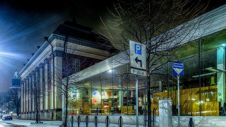 https://flic.kr/p/qJ7vzL | 1.2.2015  Sunnuntaiaamu Sundaymorning Turku Åbo Finland | WP_20150201_07_08_57_ev0_Pro__highres_HDR-1