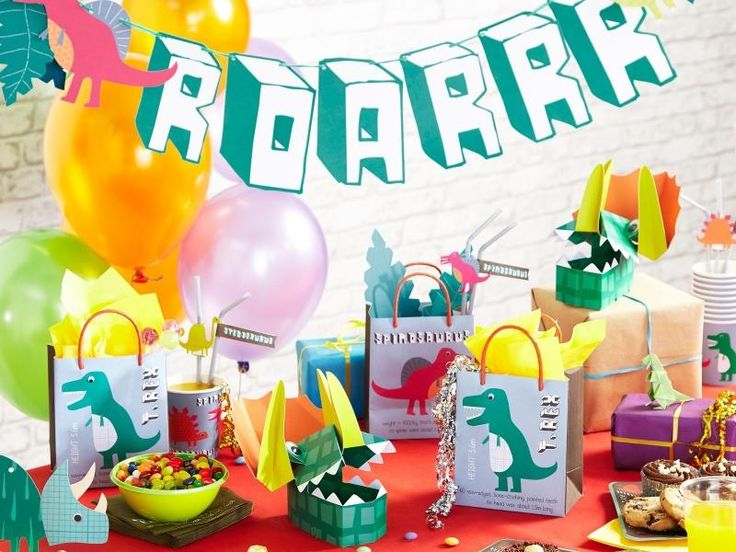 25 best Kids dinosaur party images on Pinterest Birthday party