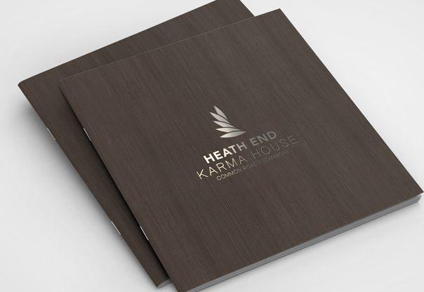 classy brochure design - elegant brochure design property brochures pinterest