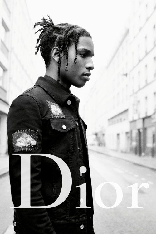 A$AP Rocky, Boy George and Rami Malek Are the Faces of Dior's 2017 Summer Ad Campaign