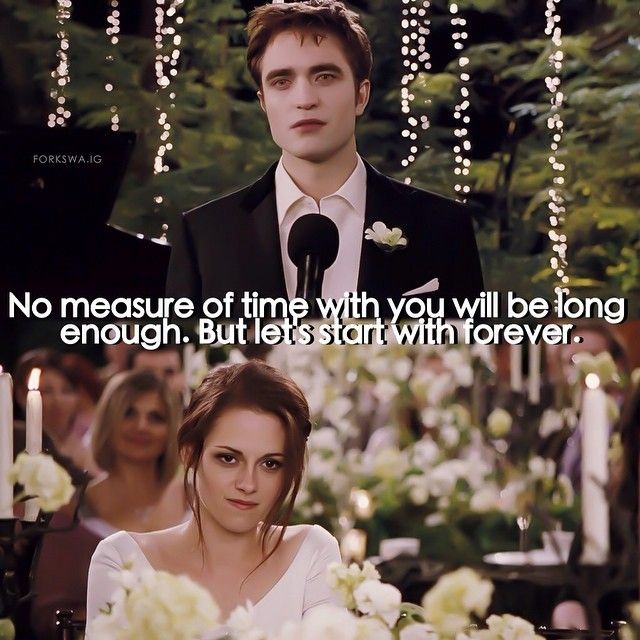 Twilight Wedding Quotes: 73 Best Images About Twilight Saga Quotes On Pinterest