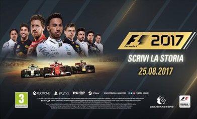 F1 2017 nato per fare la storia
