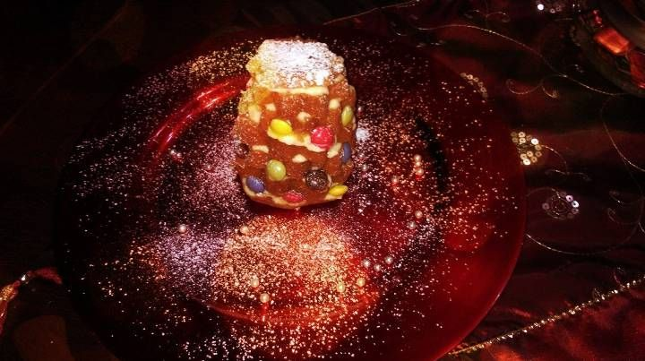 Pandoro natalizio in stile Pastaltonno! #Natale #Christmas #ricette #pandoro