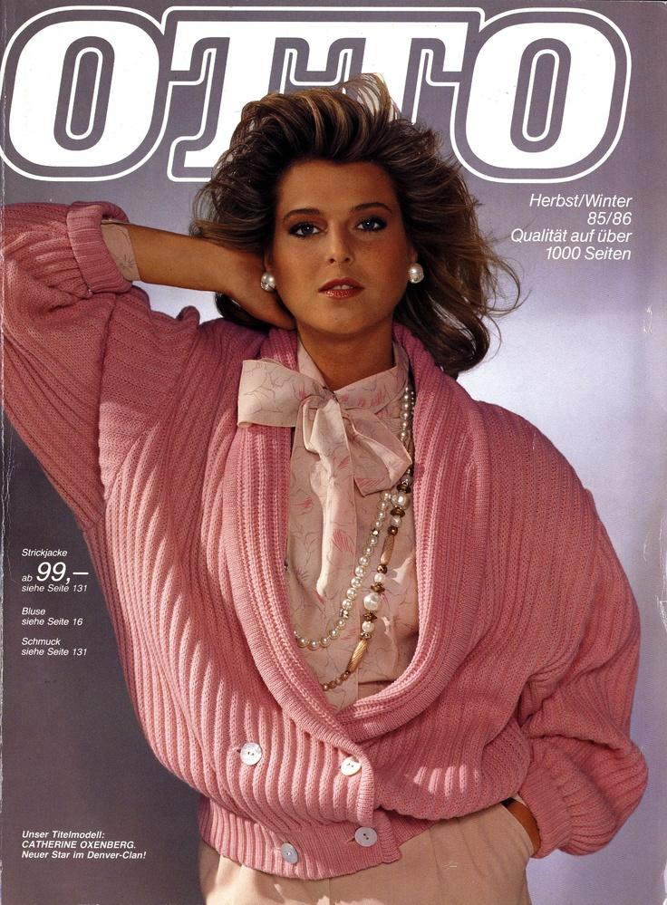 katalogcover herbst winter 1985 86 history otto pinterest jahrzehnt und shops. Black Bedroom Furniture Sets. Home Design Ideas