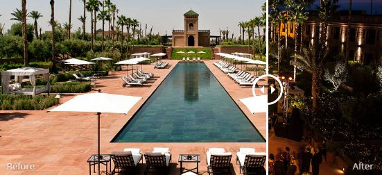 Events management, corporate events, hospitality and conference organisation. Event Agency Marrakech DMC Event Planner Audio Visual Hire and PCO Marrakech. http://eventdesignmorocco.com