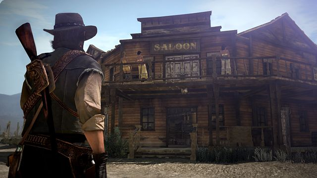 In-game example of saloon http://www.rockstargames.com/newswire/article/3841/red-dead-redemption-website-update-explore-the-frontier-of-new-a.html