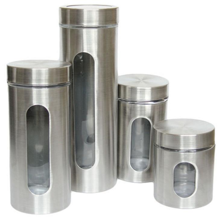 Sage Green Kitchen Storage Jars: 1000+ Images About Canister Set's On Pinterest